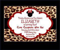minnie mouse birthday invitation wording my birthday pinterest