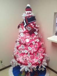 st louis cardinals decorations cards tree
