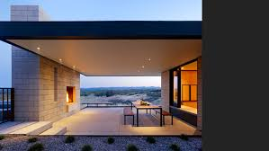 modern residential architecture outdoor living space studio mm