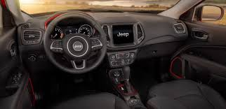 jeeps the 2017 jeep compass offers great new 4x4 system with premium