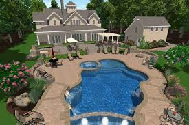 Design Your Pool by Have Our Designers Create A 3d Rendering Of Exactly What You