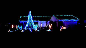 computerized light display in simi valley 2010