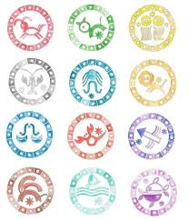 cancer colors zodiac zodiac clipart their color pencil and in color zodiac clipart