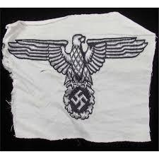 german waffen ss officers sport shirt eagle