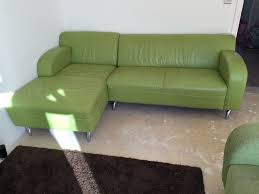 Light Green Leather Sofa Lime Green Dfs Corner Sofa And Armchairs Home U0026 Garden Home
