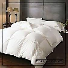 Down Duvets Luxury Duck Feather And Down Duvet Quilt Double Bed Avl In All