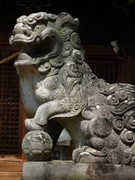 guard dog statue 143 best guardian lion dog komainu 狛犬 japan images on