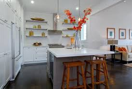 one wall kitchen designs with an island one wall kitchen with island ideas smith design in small square in