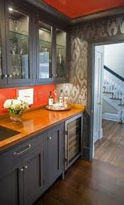best 25 orange kitchen wallpaper ideas on pinterest retro