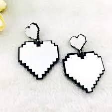 cool dangle earrings online get cheap acrylic dangle earrings cool aliexpress