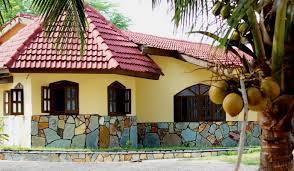 beach cottage beach house in ghana u2022 right at the ocean