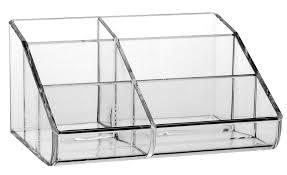 Clear Desk Organizer Multi Function Custom Clear Acrylic Desk Organizer Buy Great