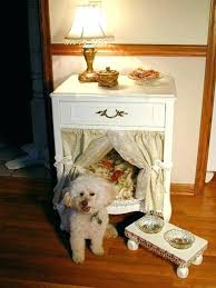 end table dog bed diy end table pet bed beetrans info