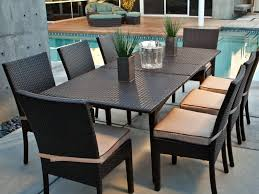 mid century modern dining table on dining room table sets with