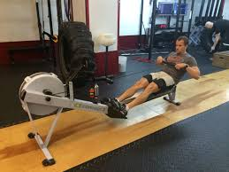 get your row on how to use a rowing machine chris ryan