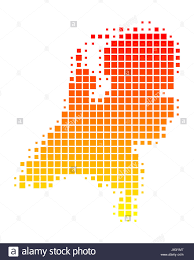 Map Of Netherlands Map Of Netherlands Stock Photos U0026 Map Of Netherlands Stock Images