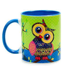 owl mug auspicious owl mug at best prices in india archiesonline