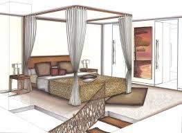 dessin en perspective d une chambre comment dessiner sa chambre dco comment peindre une chambre avec