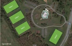 Google Maps Virginia by Signal Hill Park Northern Virginia Soccer Club