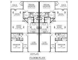 floor plans with 3 car garage incredible 6 duplex house plans with 3 car garage angled floor