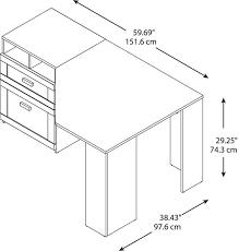 Wheaton Reversible Corner Desk My7281303 In By Bush Furniture In Oxnard Ca Wheaton Reversible
