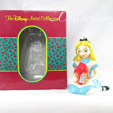 the disney artist collection alice in wonderland ornament to alice