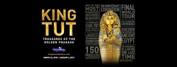 king tut exhibition starts its tour in los angeles