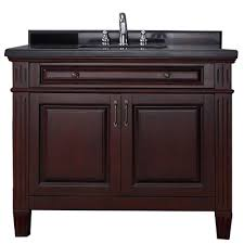 Glacier Bay Vanity Top Glacier Bay Delridge 30 In W X 19 In D Bath Vanity In Chocolate