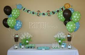 Easy Baby Shower Decorations Easy Baby Shower Table Decorations Baby Shower Diy