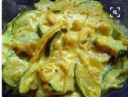 cuisiner des courgette courgettes curry coco recettes cookeo