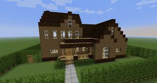 luxury minecraft house at town give we inspiration for house model