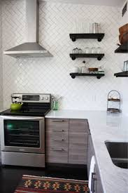 Diy Kitchen Backsplash Ideas by 19 Best My Diy Kitchen Renovation Images On Pinterest Remodeled