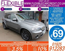 lease a bmw with bad credit 2011 bmw x5 3 0 xdrive40d m sport bad credit car finance from