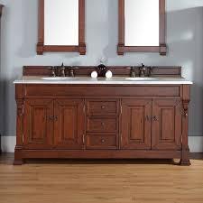 darby home co bedrock 72 country oak bathroom vanity set