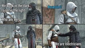 Assassins Creed Memes - another assassins creed meme for ya faces gaming