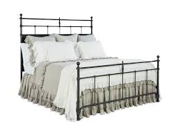 trellis metal bed by magnolia home by joanna gaines hom furniture