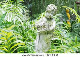 garden ornaments stock images royalty free images vectors