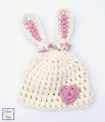 newborn pattern video newborn bunny knot hat free crochet pattern video tutorial from