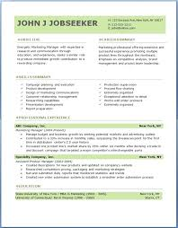 basic resume template wordpad resumes templates word image titled create a resume in word step 3