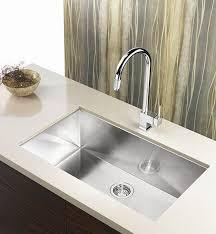 Best Kitchen SinksFaucet Ideas Images On Pinterest - White undermount kitchen sinks single bowl