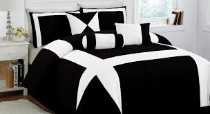 bedding set black and white toile bedding sets awesome black