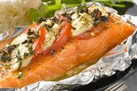 cuisine en papillote recette saumon en papillotes sur la cuisine de lili de