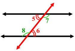 Alternate Interior by Geometry Alternate Interior Angles Math Homework Help