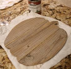 pumpkin cutting board tutorial u2014 beckwith u0027s treasures