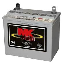mk battery 12 volt 32 ah deep cycle agm rv u0026 marine battery
