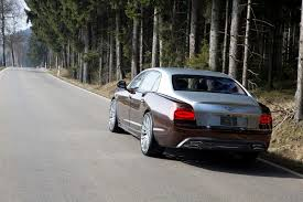 bentley continental flying spur rear bentley tuning mansory tuned 662kw bentley flying spur