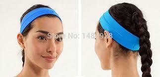 sport headbands women s headwear solid 13 colors casual sports headbands s