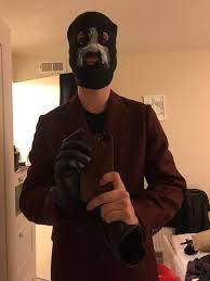 The Mask Costume White Bear Halloween Costume I U0027m Still Working On The Mask