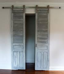 Shutters For Doors Interior 16 Unique Shutter Home Decor Ideas Grey Paint
