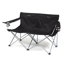 eurohike peak folding twin chair